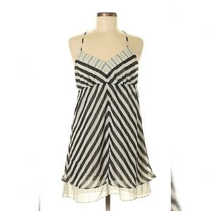 Urban Outfitters Silence + Noise Striped Tank dres